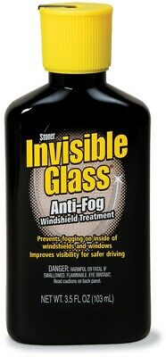 Stoner ST-AFO Invisible Glass Car Crystal Clear Anti Fog Windscreen Cleaner Flui