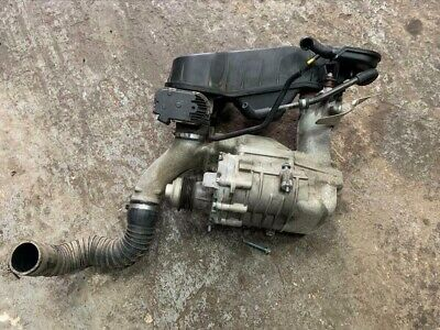 Mercedes Slk R170 Supercharger A1110981137 A1110901080