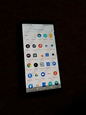 OnePlus 5T, 64GB, Black,Unlocked Smartphone in a used condition.