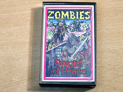 Sinclair ZX81 - Zombies & Sword Of Peace by Artic Computing