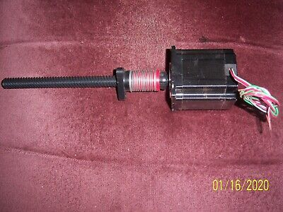 Haydon Switch & Instrument Ks7M4Y-05-009 Stepper Motor Linear Actuator