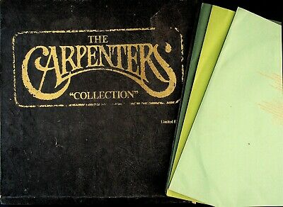 THE CARPENTERS COLLECTION- LIMITED EDITION 3-LP Box Set (Best of Greatest Hits)