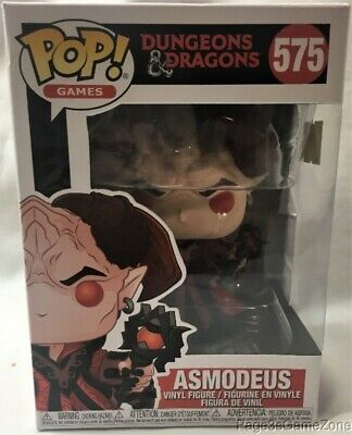 Funko POP! Games Asmodeus Dungeons & Dragons #575 Vinyl Figure