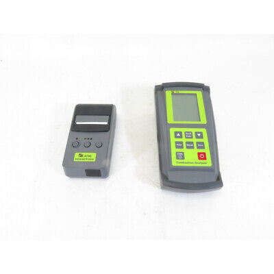 TPI 708/A740 Combustion Efficiency Analyzer / Infrared Printer Kit