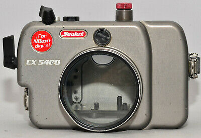 Sealux Cx 5400 Case Diving for Nikon Coolpix 5400 (Used Guaranteed)