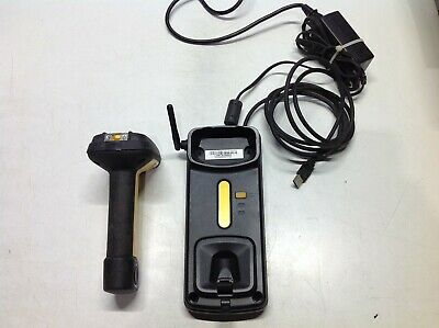 DATALOGIC POWER SCAN PBT7100 w/ CHARGING DOCK AND POWER SUPPLY