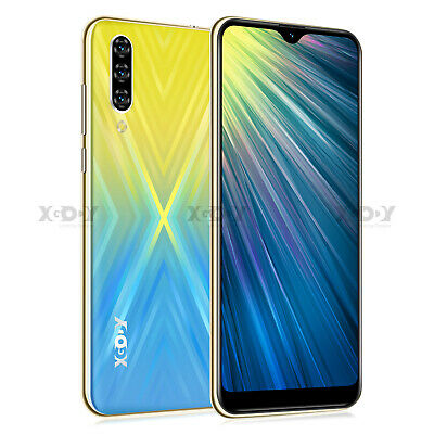New Note 7 6.3 inch Android 9.0 Smartphone 2GB 16GB Dual SIM Unlocked Cell Phone