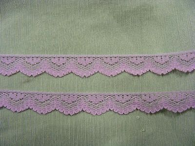 Flat Lace Lilac  - 33  metres (FW001)