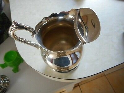 vintage creamer paramount epns in excellent condition.