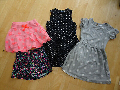 GAP girls 4 pack summer clothes bundle dresses skirt AGE 4 - 5 / 5 YEARS EXCELLE