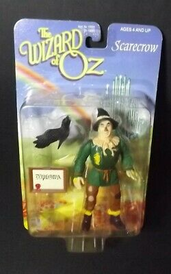 Wizard of Oz Scarecrow Action Figure by Trevco 1998 NRFB