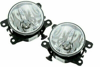 Renault Trafic  2014> Fog Light/ Lamp  Left and Rightside with Bulb Set Pair