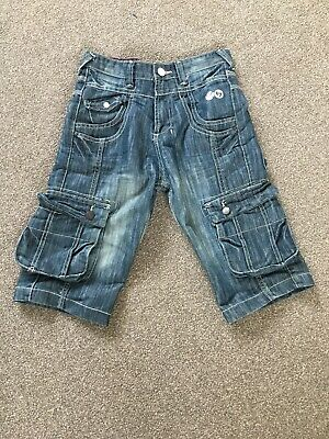 "Haywire Boys Teens Mens Shorts 28"" Waist Hardly Worn"