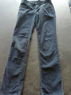 GAP Girls Blue Cord trousers super skinny, Age 12 Years
