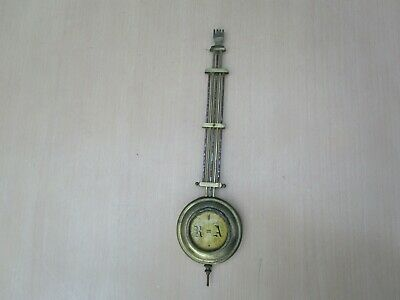 Vintage Large Clock Pendulum - 34 Cm Long