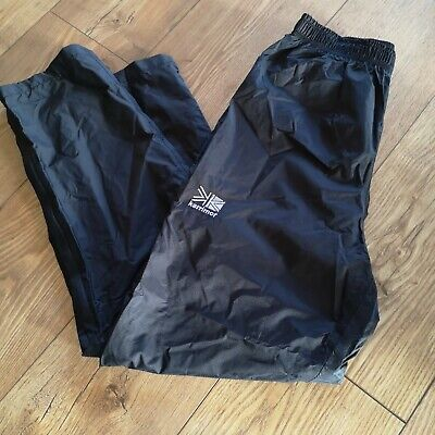 Boy's Waterproof Trousers / Karrimor / Age 13 Years / Excellent Condition