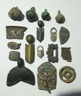 Ancient Artifacts Of The Greek Empire.