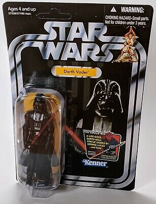 DARTH VADER action figure STAR WARS HASBRO Kenner 2012 VC93 MOC TVC