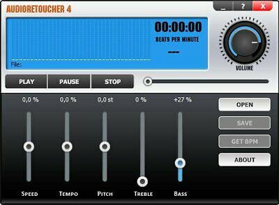 Abyssmedia AudioRetoucher 4 License Download  (30s Delivery)