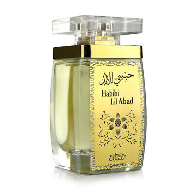 Habibi Lil Abad - 100ml EDP - BY Nabeel New