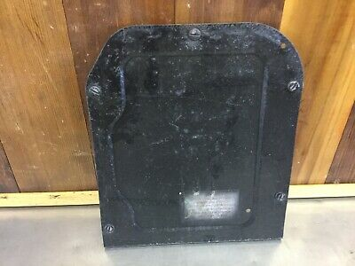 MGB 1975-80 - Battery Bin Box Cover. Later Style.       MG3459