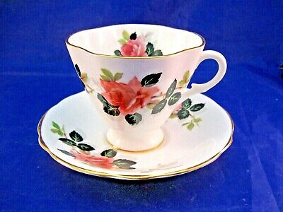 Vintage Windsor Tea Cup And Saucer - Made In England