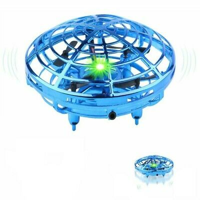 Mini Drones Quad Induction Levitation UFO Hand Operated Helicopter Toys For Kids