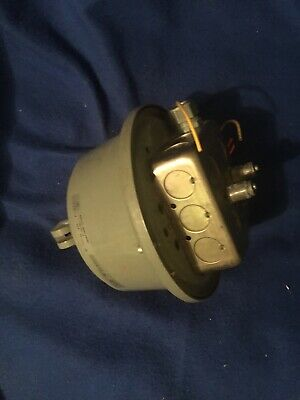 Used Edwards Audible Signal Appliance Speaker Mounting 5520-AQ 24AC/DC