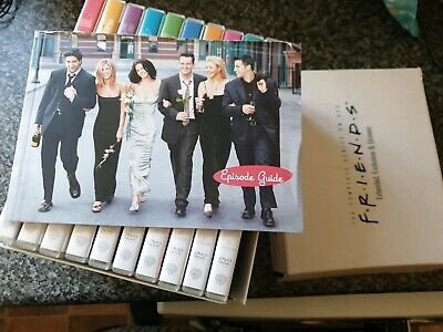 Friends The Complete Series Box Set - damaged boxes