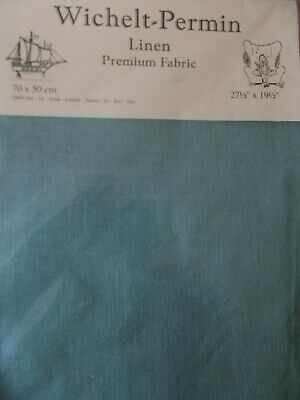 "Cross stitch Fabric Linen ""Stoney Point "" New by Permin 28ct   27.5"" x 19.5"""