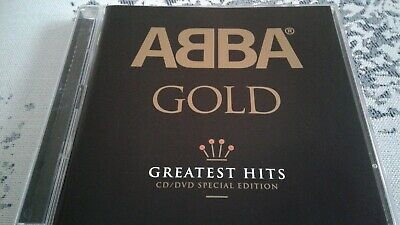 ABBA ‎– Gold (Greatest Hits) CD / DVD 2 Disc Set Special Edition