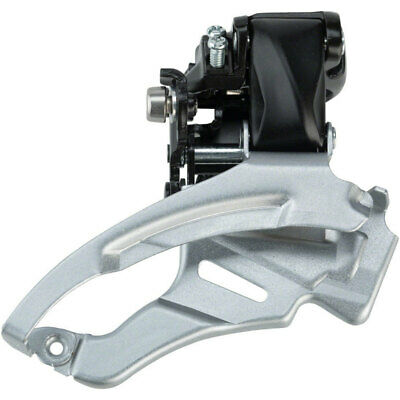 NEW Shimano Altus M371 9-Speed Triple Down-Swing Dual-Pull Front Derailleur