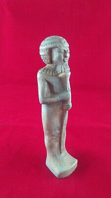 Ancient Egyptian Antiquities Statue of God Isis  (2686–2181BC)