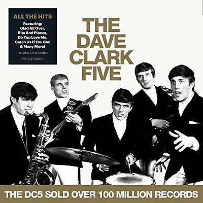 All The Hits by The Dave Clark Five Audio CD Free Shipping NEW NEW