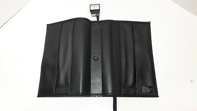 Vintage 1987 Periscope Booklight And Bookcover Black