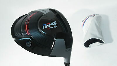 Mint! Ladies TaylorMade 2018 M4 D-Type 10.5* Driver Women's w/ HEADCOVER RH