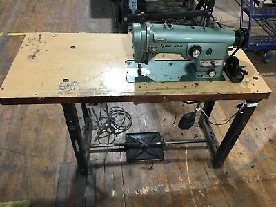Yamato DP-1111 DP Sewing Machine Zig Zag Textile Mill Table Commercial CAN SHIP