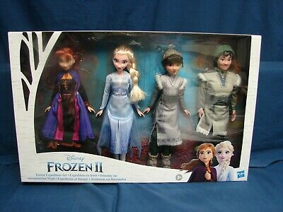 Disney Frozen II Forest Expedition Hasbro 2019 Anna Elsa Ryder Hon