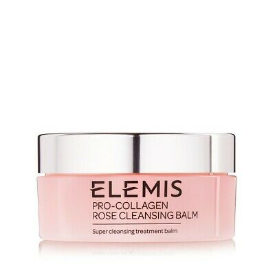 Elemis pro collagen rose cleansing balm 200g Brand New