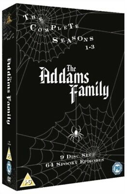 The Addams Family: The Complete Series (1964) [DVD]
