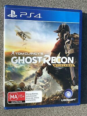 Tom Clancy's Ghost Recon Wildlands - Playstation PS 4 Game FREE / FAST POSTAGE