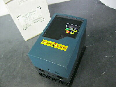 BALDOR VS1MX10P5-2  Microdrive Variable Frequency Drive 1/2HP 115VAC in, 3ph out