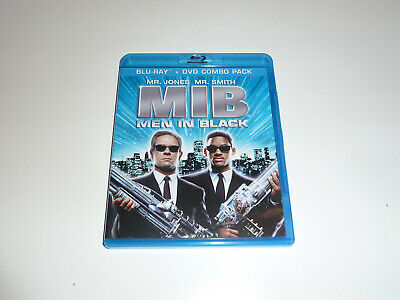 MIB Men In Black Blu-Ray DVD Digital Copy