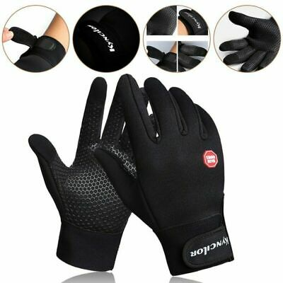 2020 Winter Gloves for Men & Women With Grip Best Warm Cold Touch Screen