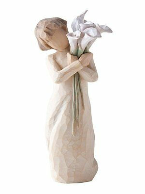 Demdaco Willow Tree Beautiful Wishes Figurine By Susan Lordi New and Boxed