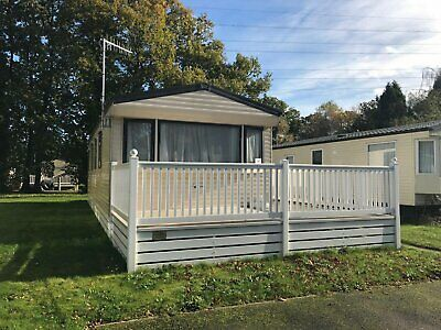 Willerby Rio 2009 2 Bedroom (6 Berth) Double Glazing & Gas Central Heating