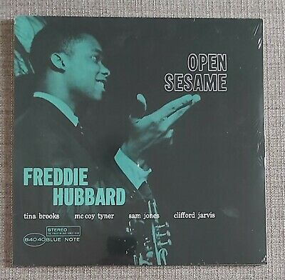 FREDDIE HUBBARD-OPEN SESAME-BRAND NEW 180g RE-ISSUE LP ON BLUE NOTE RECORDS