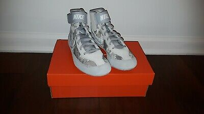 NEW w/BOX Nike Youth Speedsweep VII Kids Wrestling Shoes Boxing Boots, Size 4Y
