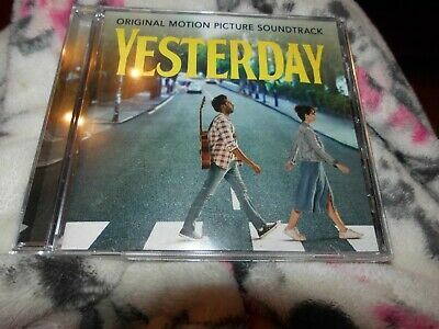 Yesterday Soundtrack Original Motion  Picture      Cd