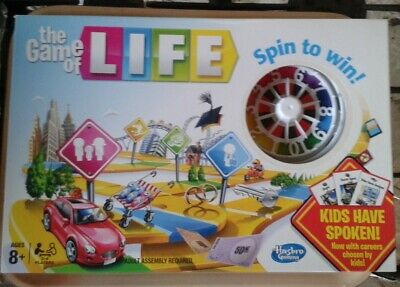 The Game Of Life Kids Have Spoken Version Careers Chosen By Kids By Hasbro Vgc